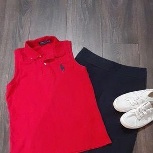 Polo by Ralph Lauren red shirt